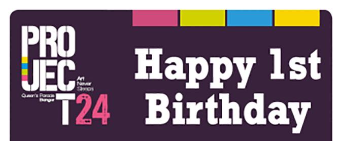 Happy Birthday Project 24