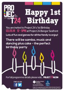 P24 1st Birthday